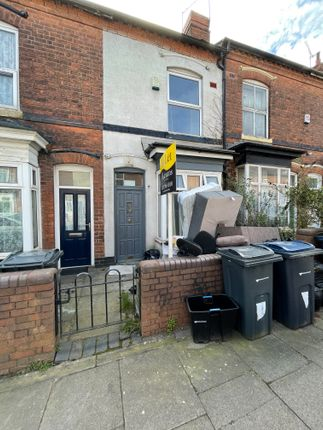 3 bed terraced house to rent in Gleawe Road, Selly Oak Birmingham B29