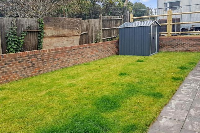 Thumbnail Bungalow for sale in Cripps Avenue, Peacehaven, East Sussex
