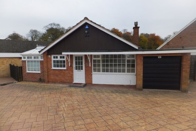 Thumbnail Detached bungalow to rent in Heathcroft Road, Four Oaks, Sutton Coldfield