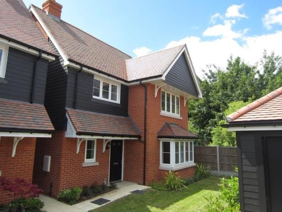 Thumbnail Detached house for sale in Kelvedon Hatch, Brentwood, Essex