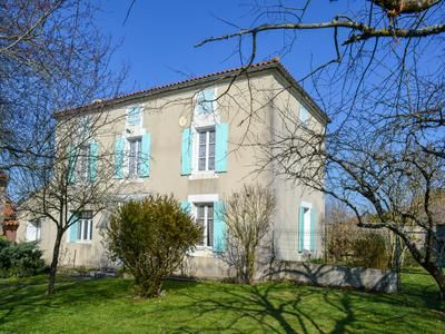 Thumbnail Property for sale in Fontclaireau, Charente, France