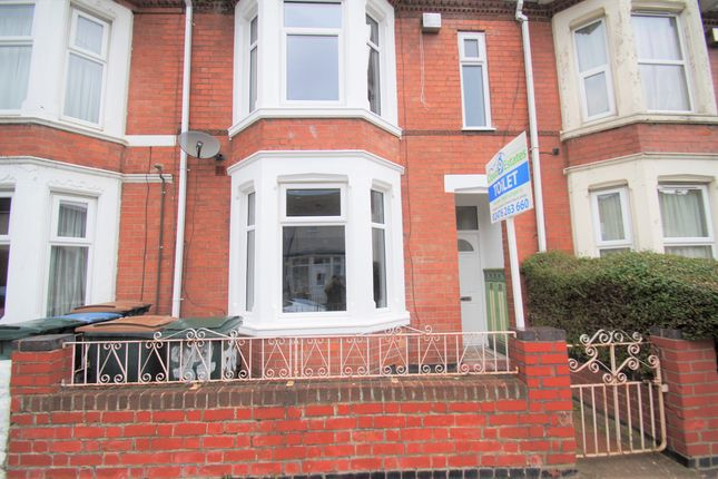 Thumbnail Terraced house for sale in Holmfield Road, Coventry
