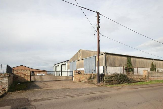 Thumbnail Land for sale in Main Street, Coveney, Ely, Cambridgeshire