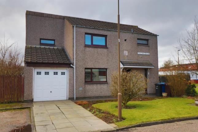Thumbnail Detached house for sale in Garry Walk, Livingston, West Lothian