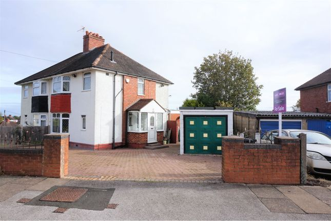 Thumbnail Semi-detached house for sale in Salop Road, Oldbury