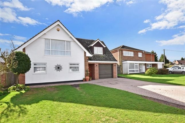 Thumbnail Detached house for sale in Conifer Drive, Culverstone, Kent
