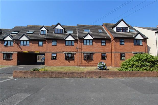 Thumbnail Flat for sale in Lodge Court, Thornton Cleveleys