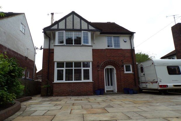 4 bed detached house to rent in Somersall Lane, Chesterfield S40