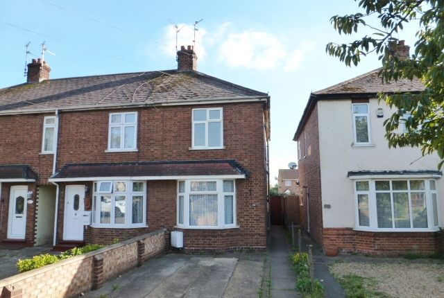 Thumbnail Semi-detached house to rent in Oxney Road, Parnwell, Peterborough
