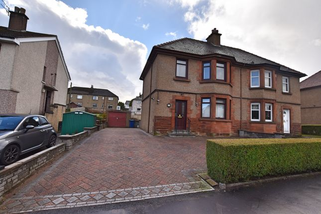 3 bed semi-detached house for sale in Ailsa Road, Gourock PA19