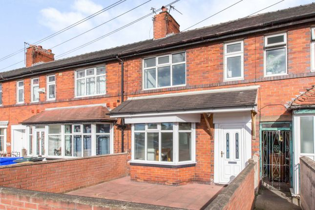 Thumbnail Terraced house for sale in Victoria Place, Fenton, Stoke-On-Trent