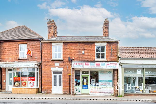 Thumbnail Flat for sale in Norwich Road, North Walsham