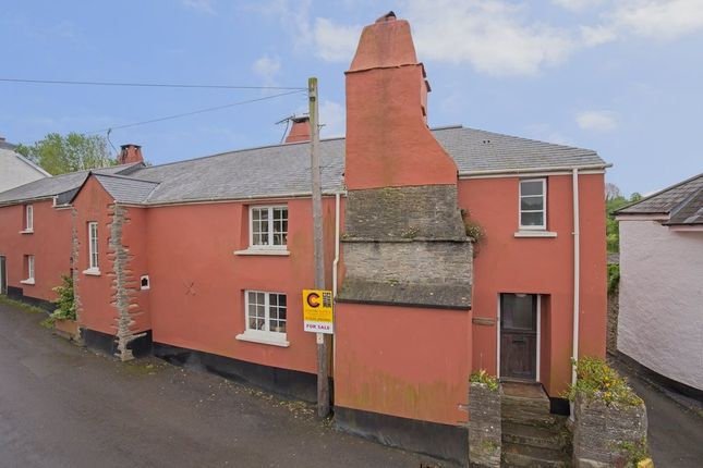Thumbnail Cottage for sale in Broadhempston, Totnes