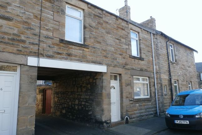 Thumbnail Detached house to rent in Gordon Street, Amble, Morpeth