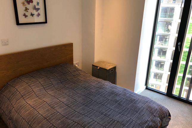 Master Bedroom of Bury Street, Salford M3