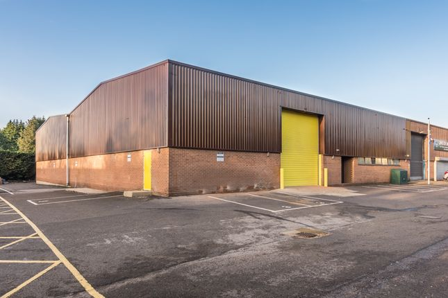 Thumbnail Industrial to let in Unit 3 Station Road Industrial Estate, Liphook