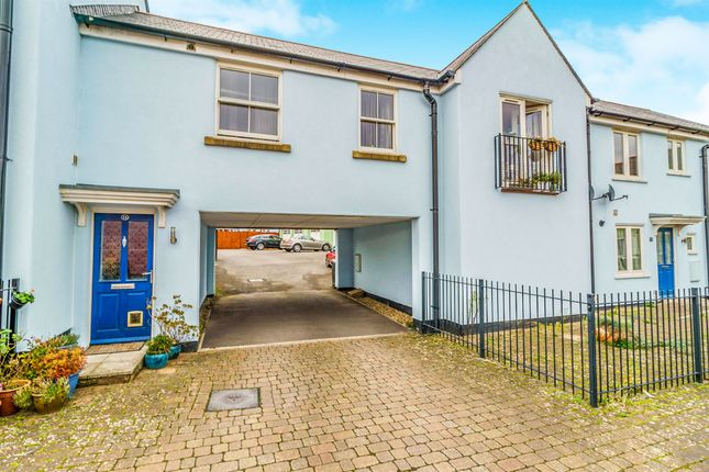 Thumbnail Property for sale in Carrolls Way, Plymstock, Plymouth