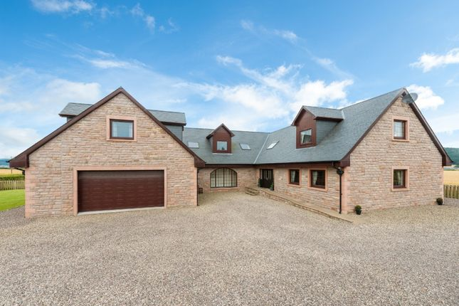 Thumbnail Detached house for sale in Leetown, Glencarse, Perth, Perthshire