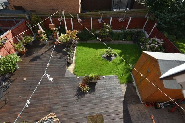 Garden of Kenyon Way, Little Hulton, Manchester M38
