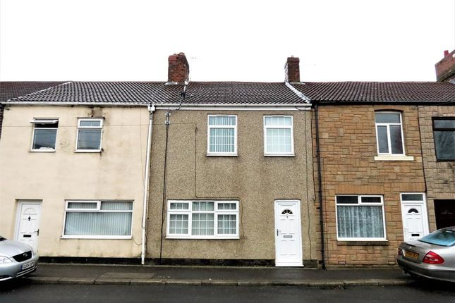 Thumbnail Terraced house for sale in Front Street, Station Town, Wingate