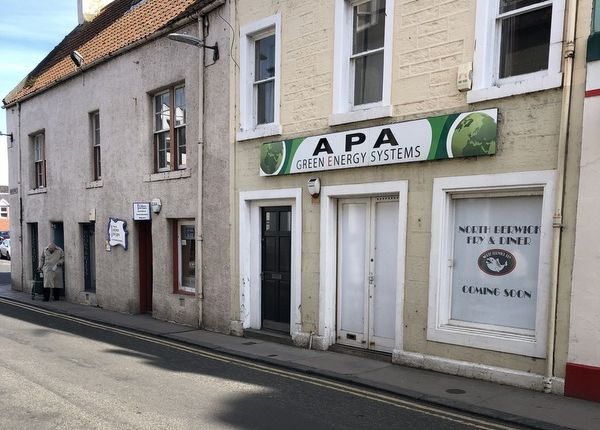 Restaurant/cafe for sale in High Street, North Berwick