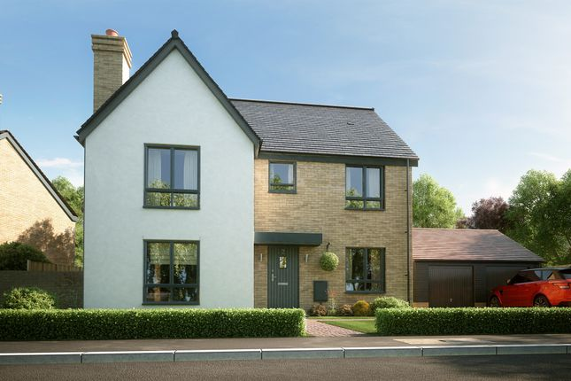 Thumbnail Detached house for sale in Cawdle Meadows, Little Thetford, Ely