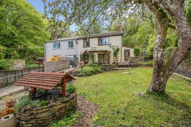 Thumbnail Cottage for sale in School Lane, Abersychan, Pontypool