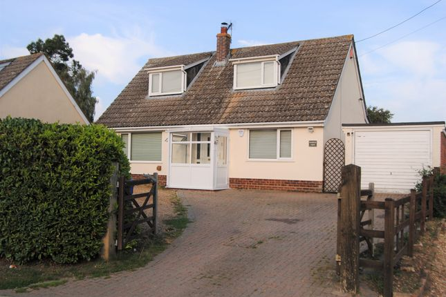 Thumbnail Detached house for sale in The Street, Hepworth, Diss