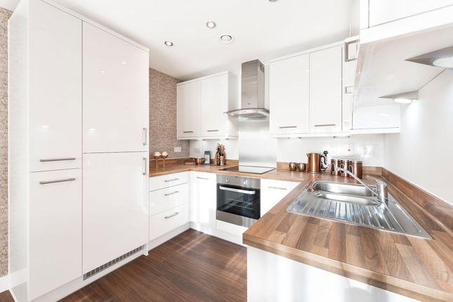 Thumbnail 2 bedroom flat for sale in So Resi Frimey, Old Bisley Road, Frimley