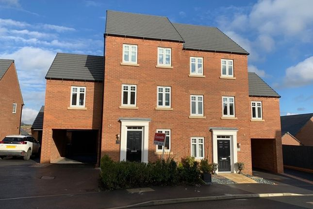 Thumbnail Semi-detached house for sale in Beaumaris Way, Grantham