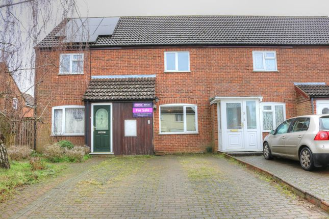 Thumbnail Terraced house for sale in Garlondes, East Harling