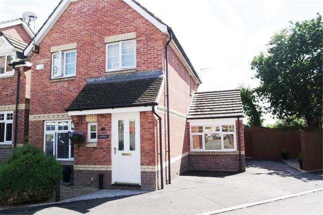 Thumbnail Detached house for sale in Ton View, Kenfig Hill, Bridgend, Mid Glamorgan