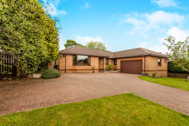 Thumbnail Detached bungalow for sale in Castle Court, Castlecary, Glasgow