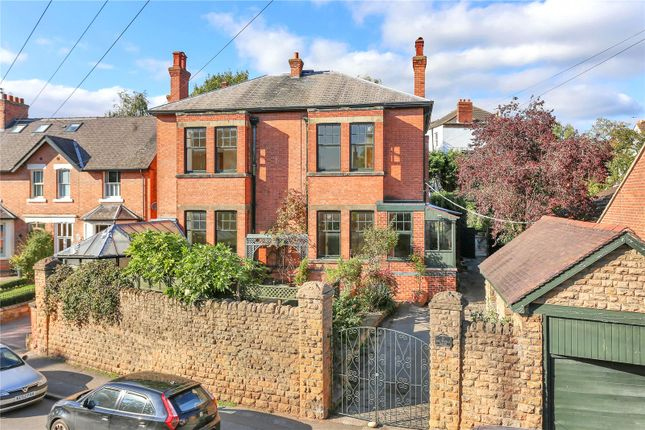 Thumbnail Detached house for sale in Bingham Road, Radcliffe-On-Trent, Nottingham