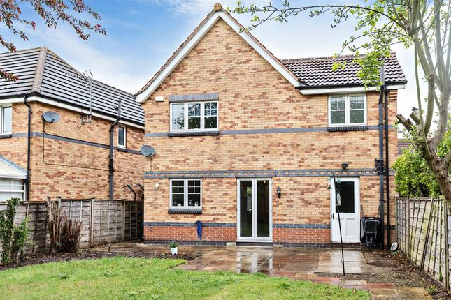 Thumbnail Detached house for sale in The Paddock, Wilberfoss, York