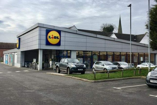 Thumbnail Retail premises for sale in Former Lidl Store, Town Meadows Way, Dovefield Retail Park