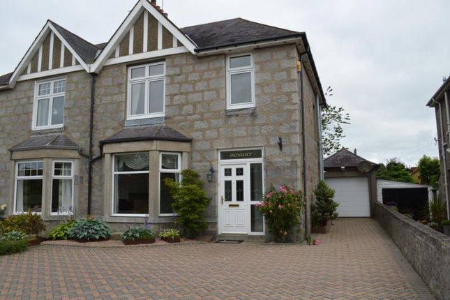 Thumbnail Semi-detached house to rent in St James's Place, Inverurie