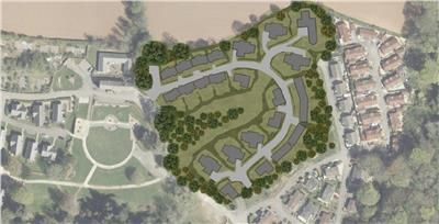 Thumbnail Commercial property for sale in Residential Development Site, Trewhiddle, St. Austell, Cornwall