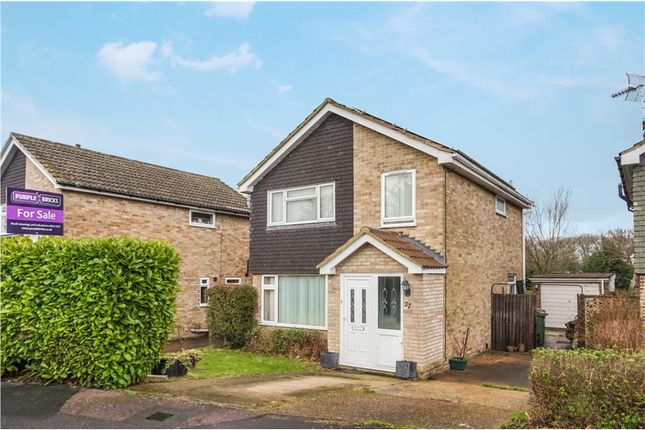 Thumbnail Detached house for sale in Linden Way, Ripley