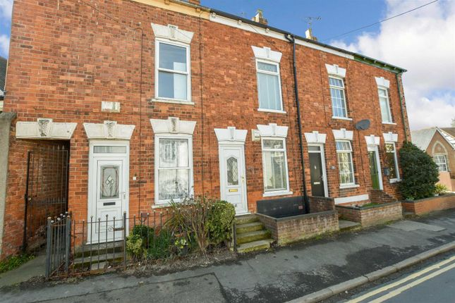 Thumbnail Terraced house for sale in Main Street, Willerby, Hull