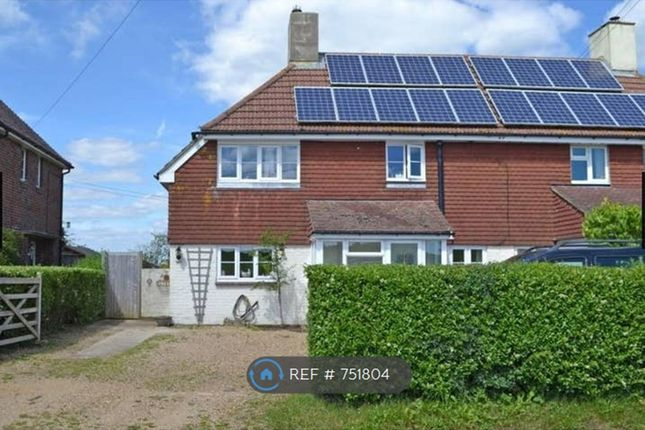 Thumbnail Semi-detached house to rent in Wayside Cottages, Pulborough