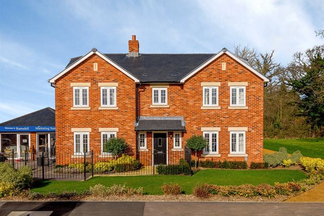 """Thumbnail Detached house for sale in """"The Bond """" at Ashford Hill Road, Ashford Hill, Thatcham"""