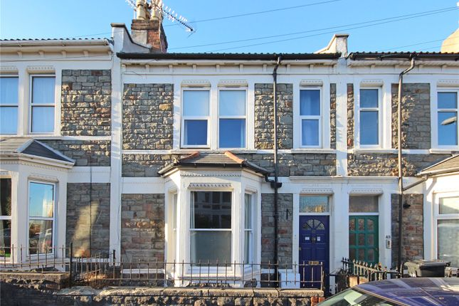 Thumbnail Terraced house for sale in Seymour Road, Bishopston, Bristol
