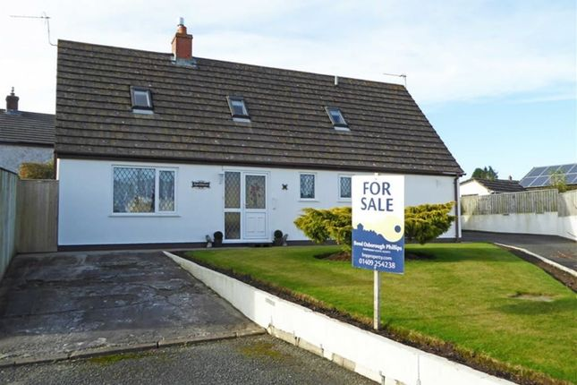 4 bed detached bungalow for sale in Langdon Road, Bradworthy, Holsworthy