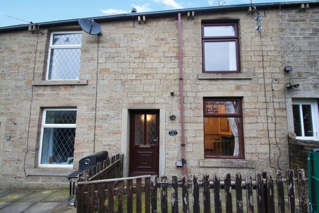 Thumbnail Terraced house for sale in Hollin Grove, Rawtenstall, Rossendale