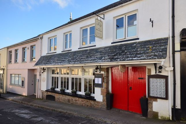 Thumbnail Restaurant/cafe for sale in 6 The Square, Chagford