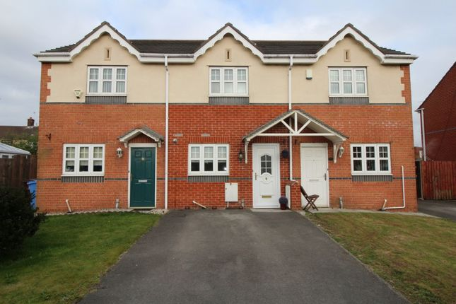 Thumbnail Terraced house to rent in Gorleston Way, Kirkby