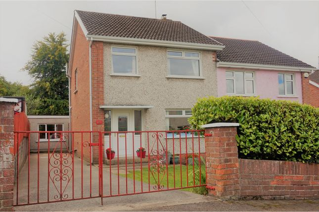 Thumbnail Semi-detached house for sale in Summer Hill, Prehen. Derry / Londonderry