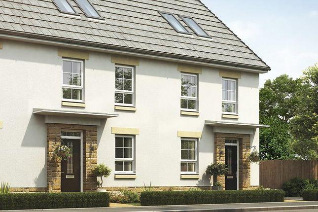 "Thumbnail End terrace house for sale in ""Newmachar"" at Haddington"