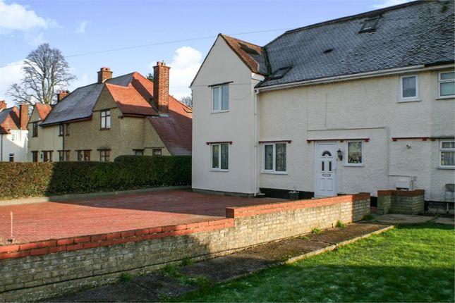 Thumbnail Semi-detached house for sale in Cambridge Road, Waterbeach, Cambridge
